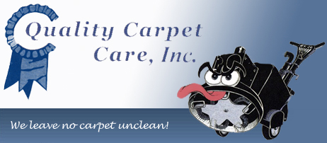 Quality Carpet Care Inc Cleaning Services